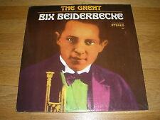 BIX BEIDERBECKE the great LP Record - Sealed
