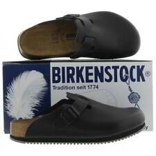 Birkenstock Boston Super Grip Regular Fit Mens Womens Shoes Clogs Size 4-12