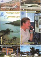 Retro/Vintage Phonecards - Ascension Islands - Picks yours.