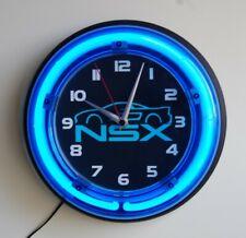 New ListingAcura Nsx logo neon clock