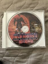 Ninja Master's SNK NEO GEO Original Game Soundtrack Scitron Stereo Japan