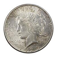 Pièce Argent Etats-Unis « Peace dollar » 1923 USA Silver Coin