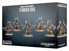 Warhammer 40000 43-19 Chaos Space marines Terminators 99120102097