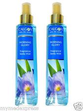 2 PACK Calgon Body Mist Spray Morning Glory 8oz 031655273419DT