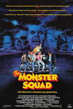 """""""THE MONSTER SQUAD"""" Movie Poster [Licensed-NEW-USA] 27x40"""" Theater Size (1987)"""