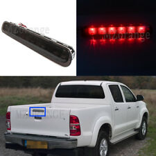 For Toyota Pickup Hilux VIGO MK6 MK7 Tailgate Rear 3rd Third Brake Light Black