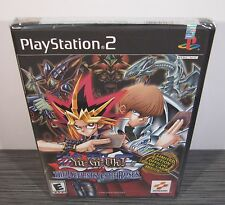 Yu-Gi-Oh The Duelists of the Roses (PS2) BRAND NEW, MINT! RARE!