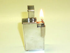 "VINTAGE FRENCH SOLID SILVER ""CARTIER"" LIFTARM LIGHTER - LÉGION D´HONNEUR - RARE"