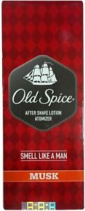 Old Spice after Shave Lotion Zerstäuber - Moschus 150mlX2