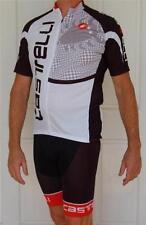 Unisex Adults Race Fit Cycling Jersey & Pant/Short Sets