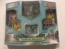 FRENCH Pokemon Kyurem Gift Box Set, Promo, Boosters And More for Card Game