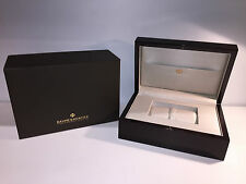 Case Scatola - Brown Wood - For watches Like New - Balm & Mercier Case Box