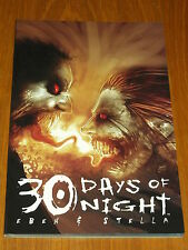 30 DAYS OF NIGHT EBEN & STELLA IDW NILES DECONNICK RANDALL V7   9781600101076
