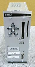 Macab DT-1610S Digital Head End Satellite Receiver QPSK 6501609