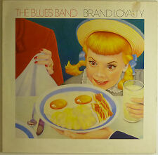 "12"" LP - The Blues Band - Brand Loyalty - k5306 - washed & cleaned"