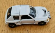 Corgi Peugeot 205 Turbo 16 White Excellent Condition