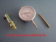 Messuhr Zündungseinstellung  OT für Kolben Zylinder Zündapp NSU DKW Adler Miele