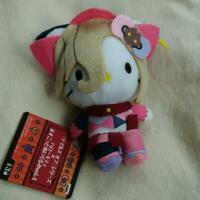 Banpresto Tales of Series Hello Kitty mascot stuffed plush vol.4 Zelos japan