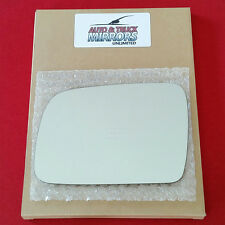 NEW Mirror Glass 96-98 JEEP GRAND CHEROKEE Driver Side ***FAST SHIPPING***