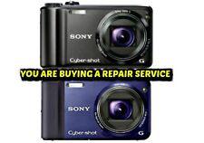 SONY HX5 or HX5V or HX7V REPAIR SERVICE for your BROKEN Digital Camera