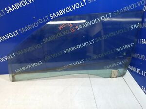 SAAB 9-3 Cabrio YS3F Front Left Door Glass 12804485 2006 12572863
