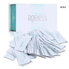 50 Sachets Jeunesse Instantly Ageless Anti Aging Wrinkle Face Eye Bag Cream NEW