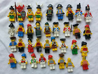 LEGO Minifigurine, figurine, personnage Pirates Corsaires Indigènes choose model