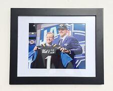 Jacksonville Jaguars #5 BLAKE BORTLES Signed Autographed Football Photo COA