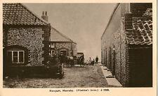 HEMSBY( Norfolk) : Newport ,Hemsby RP-WOOLSTON'S series