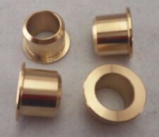 (4) Wright Stander Lawn Mower Caster Bushing 14990003