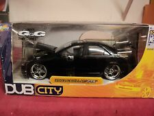 Jada 2002 Cadillac CTS NIB 2003 release 1/24 scale no longer produced Black
