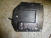 2005 Johnson 40hp 2-stroke outboard Intake silencer 0336856