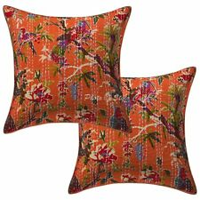 "Abstract Decor Decorative Pillow Cover Embroidery Sofa Cushion cover 16"" Throw"