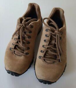 Womens Merrell Chameleon Traveller leather shoes light brown EUR 36 US 6 Vibram