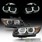 HID/Xenon 2007-2010 BMW E92 E93 328i 335i Coupe F32 Style LED 3D Halo Headlights