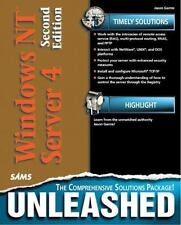 Windows NT Server 4 Unleashed, Second Edition