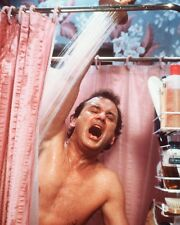 BILL MURRAY SHOWER GROUNDHOG DAY 8X10 COLOR PHOTO