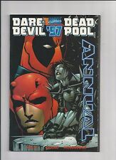 Daredevil Dead-pool Annual 97 Typhoid Mary Hot Netflix Hard to Find VF