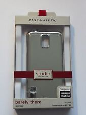 Case-Mate Barely There Case (CM030903) for Samsung Galaxy S5 - Silver