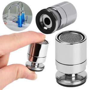 Kitchen Swivel Tap Faucet Nozzle Tap Head 360 Degree Aerator Sprayer Connector