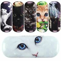 Cat Hard Glasses Cases & Spectacle Cleaning Cloth Linda Jones Mother Fathers Day