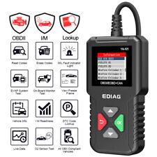 OBD2 Scanner Check Engine Fault Diagnostic Scan Tool EOBD Automotive Code Reader