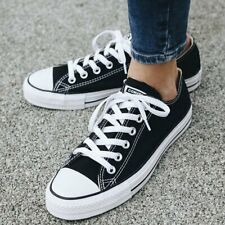 Converse Chuck Taylor All Star Classic Black Unisex Sneaker  M9166   *35-45* %%