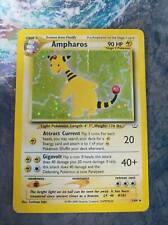 Ampharos 1/64 Neo Revelation - Holographic Rare Pokemon Card DMG