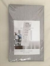 Standard Pillow Sham Gray, Hotel Collection, Casual Luxury, Contemporary Style *