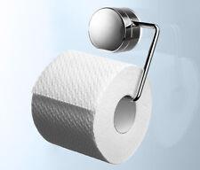 Portarrollo ventosas ventosa pared baño papel higienico Tchibo Sin Tornillos