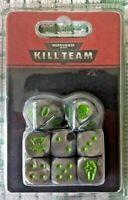 Necrons Kill Team Dice - Warhammer 40K Kill Team - OOP