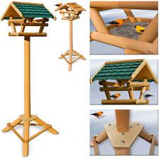 Vogelhaus Vogelhäuschen Vogelfutterhaus Vogelfutterspender Vogel Ständer Villa