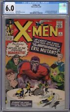 X-MEN 4  1964  CGC 6.0  Clean & White / Never Pressed / 1st Wanda Scarlet Witch