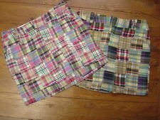 Tommy Hilfiger Regular Mini 100% Cotton Skirts for Women
